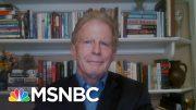 "President Donald Trump Attacks Joe Biden, Claims He's ""Against God."" | The 11th Hour | MSNBC 4"