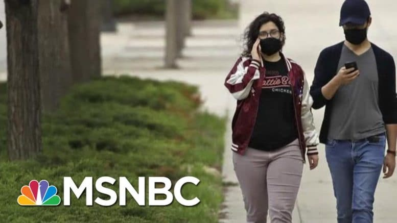 Nearly 300K Could Die From COVID-19 By December, Model Projects | Morning Joe | MSNBC 1