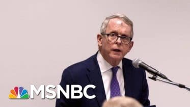 After Second Test, Ohio Governor Says He's Negative For Virus   Morning Joe   MSNBC 6