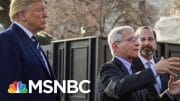 Trump Claims Vaccine Will Be Ready Before Election | Morning Joe | MSNBC 5