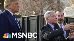 Trump Claims Vaccine Will Be Ready Before Election | Morning Joe | MSNBC 6