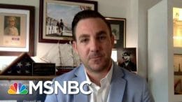 National Guard Officer Weighs In On D.C. Demonstrations | Morning Joe | MSNBC 9