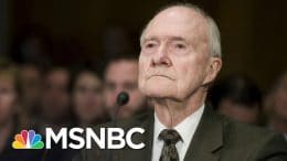 Former National Security Adviser Brent Scowcroft Dies At Age 95 | Andrea Mitchell | MSNBC 7