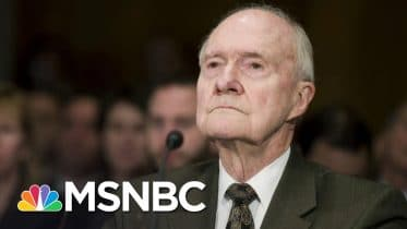Former National Security Adviser Brent Scowcroft Dies At Age 95 | Andrea Mitchell | MSNBC 6