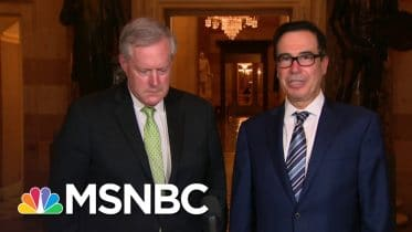 What To Expect As Lawmakers, Leaders Meet On Coronavirus Relief Bill | MSNBC 5