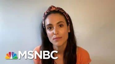 Liz Plank On Greater Risks Black Americans Face from Coronavirus | Hallie Jackson | MSNBC 6
