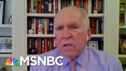 John Brennan: China, Russia 'Capable' Of Election Interference | MTP Daily | MSNBC 9