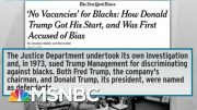 Trump Drops Subtlety In Racist Pitch To Protect 'Suburbs' | Rachel Maddow | MSNBC 3