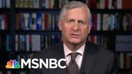 This Week Marks 30th Anniversary Of First Gulf War | Morning Joe | MSNBC 6