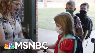 Dr. Gandhi: We Are Not Taking The Right Steps To Protect Our Children | The Last Word | MSNBC 6