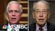 Russian Election Interference Finds Ready Conduit In GOP Senators | Rachel Maddow | MSNBC 4