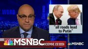 What You Should Know About Russia's Attempts To Undermine Biden's Candidacy & Help Trump | MSNBC 5
