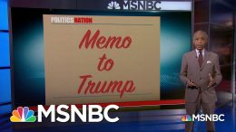Memo to Trump: 'You've Been So Desperate To Sabotage The Constitutionally Mandated Census' | MSNBC 2