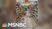 5.1 Magnitude Earthquake Hits North Carolina For First Time Since 1916 | MSNBC 4