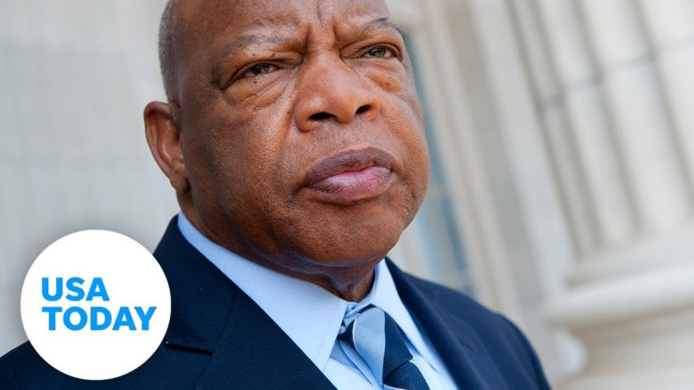 Rep. John Lewis remembered in Alabama | USA TODAY 1