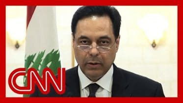 Lebanon's government steps down in wake of Beirut blast 6