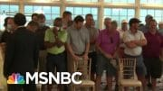Trump Invites Golf Club Members To News Conference | Morning Joe | MSNBC 3