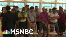 Trump Invites Golf Club Members To News Conference | Morning Joe | MSNBC 5