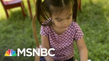 Schools Move Classrooms Outdoors To Deal With Pandemic | Craig Melvin | MSNBC 6