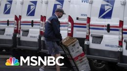 Rep. Connolly: Trump 'Explicit' In Admission That Mail-In Voting Is Risk To His Re-Election | MSNBC 2