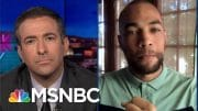 'BAD FRUIT': ACTOR KENDRICK SAMPSON CALLS FOR NEW JUSTICE SYSTEM | The Beat With Ari Melber | MSNBC 2