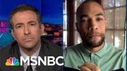 'BAD FRUIT': ACTOR KENDRICK SAMPSON CALLS FOR NEW JUSTICE SYSTEM | The Beat With Ari Melber | MSNBC 6