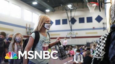The Debate Over Reopening Schools Continues As More Children Test Positive | Deadline | MSNBC 6
