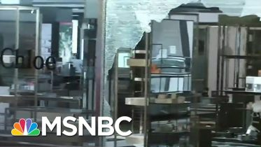 Lightfoot Tells Looters 'We Are Coming For You' After Night Of Violent Protests | Katy Tur | MSNBC 6