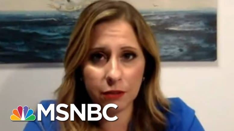 Katie Hill On The 'Double Standard' Facing Biden's VP   All In   MSNBC 1