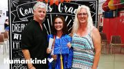 Teen triumphs over hardships to get to this moment | Humankind 2