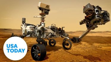 NASA's 'Perseverance' rover hopes to discover ancient life on Mars | USA TODAY 6