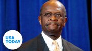 Herman Cain passes away after contracting COVID-19 | USA TODAY 2