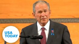 George W. Bush remembers John Lewis believing in humanity, America | USA TODAY 3