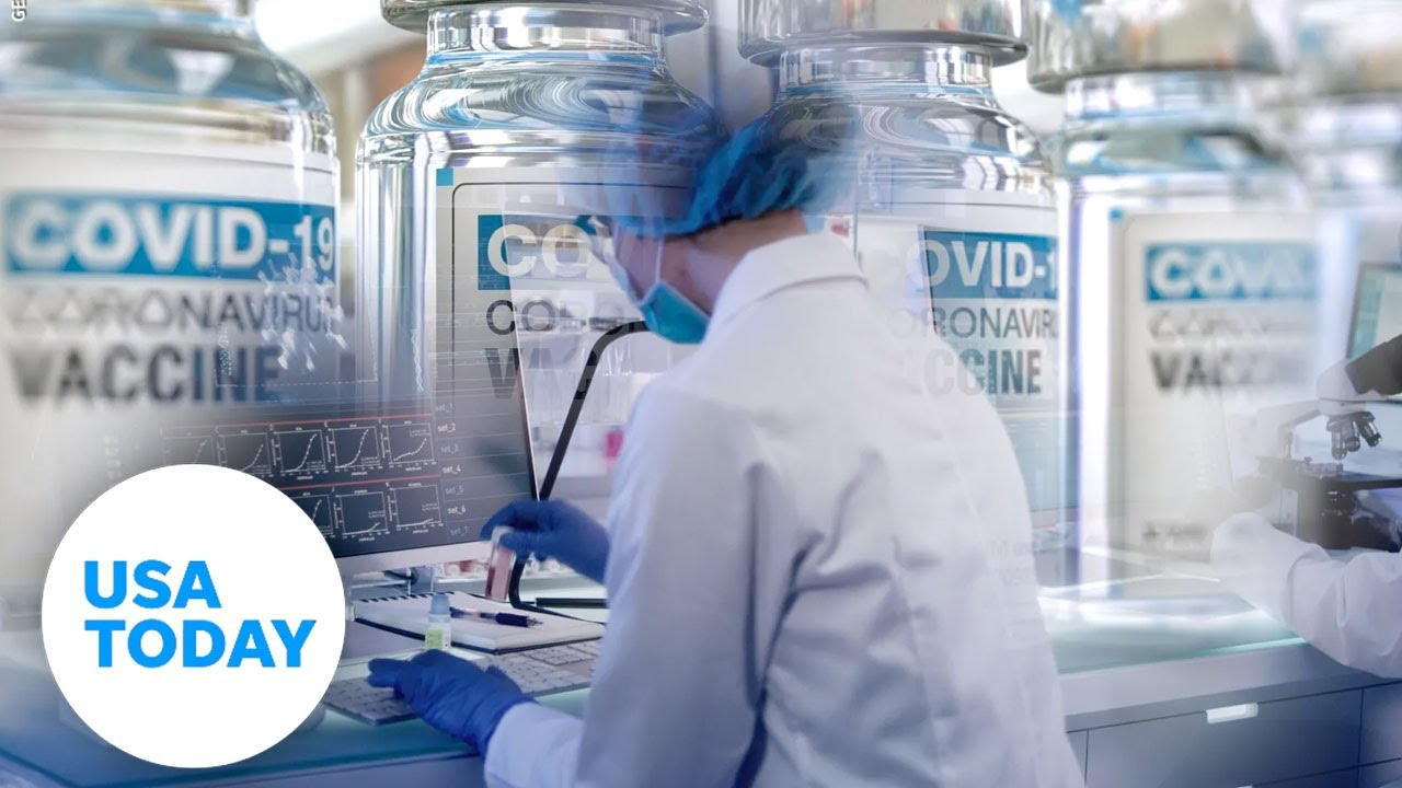 4 phases of COVID-19 vaccine clinical trials explained | USA TODAY 9