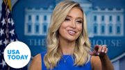 Press Secretary Kayleigh McEnany holds briefing at White House | USA TODAY 4