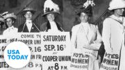 Women's suffrage movement used cookbooks as recipe for change | USA TODAY 5