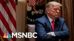I Can't Figure Out Why Trump Continues To Do Things That Damage Him With The Electorate' | MSNBC 7