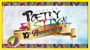 Jamaica Poetry Festival Tonight @8PM-10PM 5