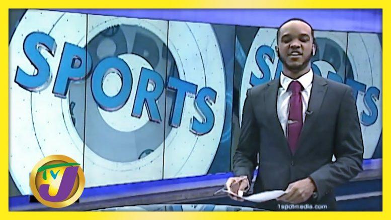 TVJ Sports News: Headlines - August 7 2020 1