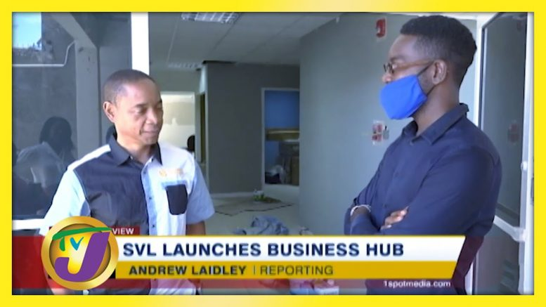 SVL Launches Business Hub: TVJ Business Day - August 9 2020 1