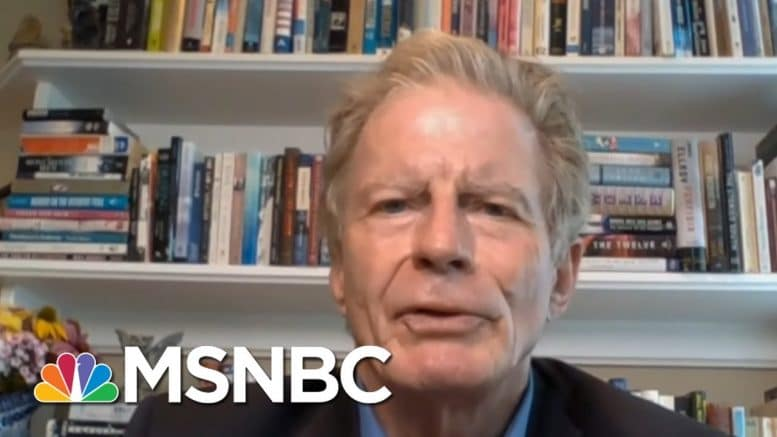 Former GOP Strategist Questions Why Republicans Want To Run For Re-Election | MTP Daily | MSNBC 1