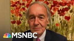 Sen. Markey: Green New Deal Can Solve Both Climate And Economic Crises | The Last Word | MSNBC 5