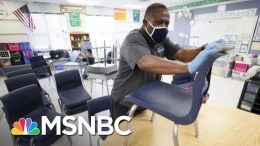 Fmr. CDC Director: Prioritize Testing For Schools To Reopen | The Last Word | MSNBC 4