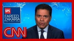 Fareed: Trump thinks the essence of his job is public relations 7