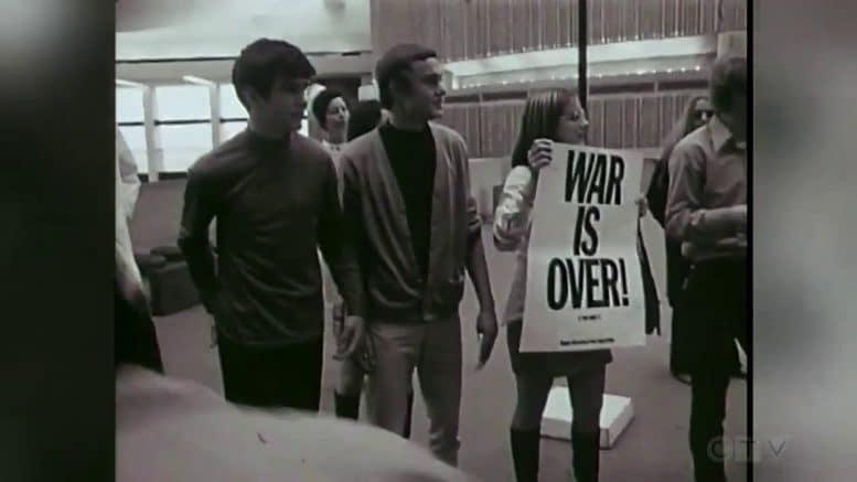 May 26, 1969: John Lennon and Yoko Ono in Toronto 1