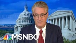 Joe: 'Donald Trump Will Lead To The End Of The Party Of Abraham Lincoln' | Morning Joe | MSNBC 4