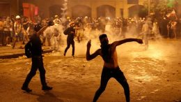 What's behind growing protest after explosion in Beirut? 8