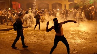 What's behind growing protest after explosion in Beirut? 6