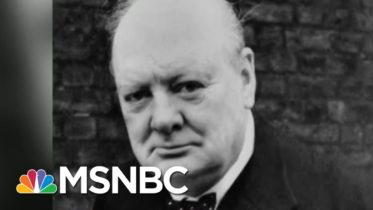 Trump Compares Pandemic Leadership To Churchill During WWII   Morning Joe   MSNBC 6