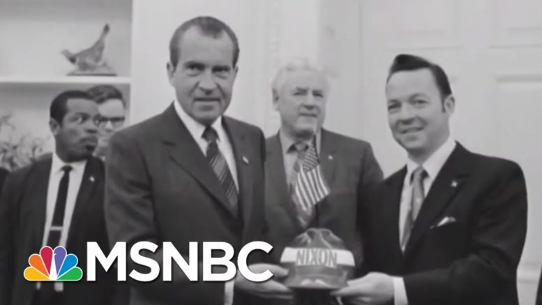 What A Riot From 1970 Says About Our Political Moment | Morning Joe | MSNBC 1